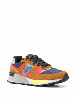Polo Ralph Lauren - colourblock lace-up sneakers 33866966095336336000