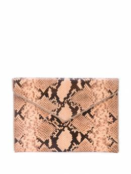 Rebecca Minkoff - клатч с эффектом кожи змеи 9EPYC939509053500000