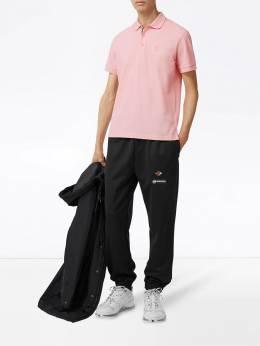 Burberry - Monogram Motif Cotton Piqué Polo Shirt 98399559695300000000