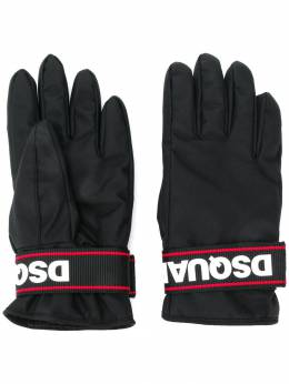 Dsquared2 - padded snow gloves 66996896666995505590