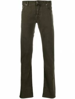 Jacob Cohen - straight-leg textured trousers 06556695595535000000
