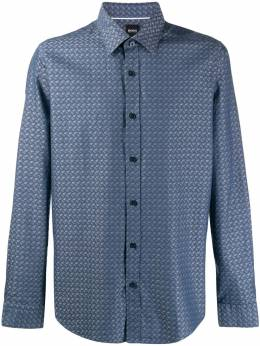 Boss Hugo Boss - Lukas denim fantasia shirt 96895953360850000000