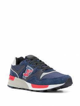 Polo Ralph Lauren - panelled lace-up sneakers 33866966995336366000