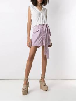 Andrea Bogosian - блузка Poncho с плиссировкой 30995308358000000000