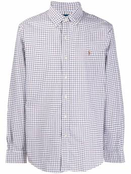 Polo Ralph Lauren - checked cotton shirt 36353695383068000000