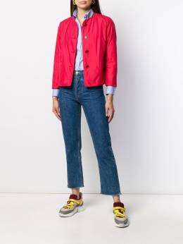 Aspesi - cropped buttoned jacket 3G365959985050000000