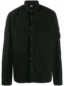 CP Company - slim patch pocket shirt MSH008A660805G955060