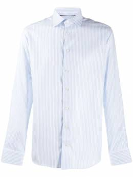 Eton - slim striped shirt 66690395505303000000