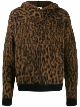 Laneus - худи с леопардовым принтом UCPU5909559939000000