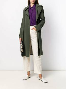 Theory - belted trench coat 69599955308830000000