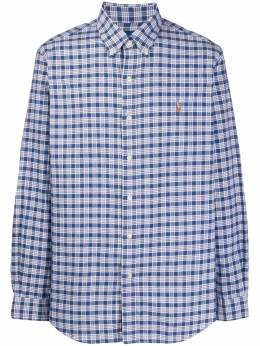 Polo Ralph Lauren - checked logo shirt 36353695366369000000