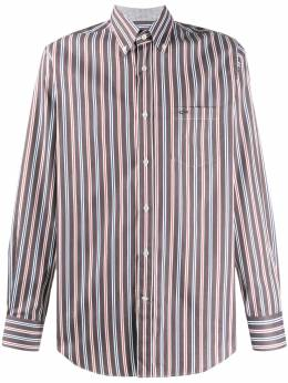 Paul & Shark - striped cotton shirt P3956953336990000000
