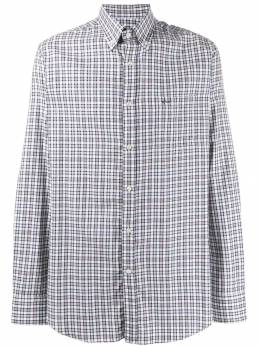 Paul & Shark - checked cotton shirt P3038953336350000000
