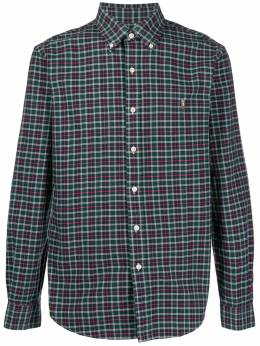 Polo Ralph Lauren - checked logo shirt 36355995366350000000