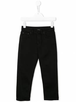 Dondup Kids - slim-fit straight-leg jeans 06BS6669PTD955099530