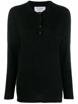 Snobby Sheep - knitted polo shirt 56955353390000000000