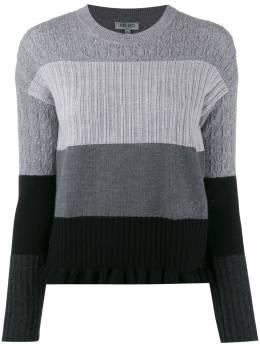 Kenzo - multi-knit jumper 0TO59985695339555000