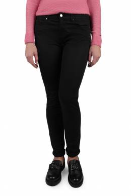 Черные джинсы узкого кроя Tommy Hilfiger 2838149100