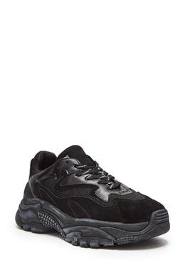 Черные кроссовки с отделкой Ash 6148864