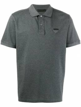 Prada - logo patch polo shirt 555S989XGS9555696500