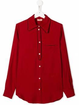 Nº21 Kids - классическая рубашка 55ZN66906N5669539303