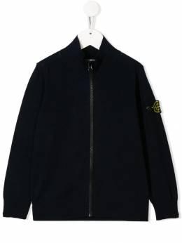Stone Island Junior - bomber jacket 996565A5953395930000