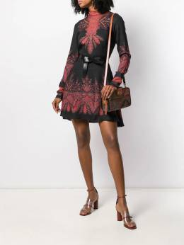 Etro - long-sleeve embroidered dress 35533595506833000000