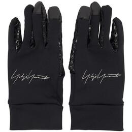 Yohji Yamamoto Black New Era Gloves 192573M13500102GB
