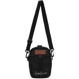 Yohji Yamamoto Black New Era Edition Crossbody Bag 192573M16600101GB