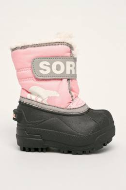 Sorel - Детские сапоги Toddler Snow Commander 192660521886
