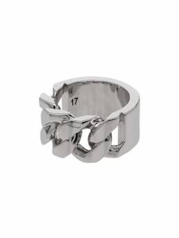 Alexander McQueen - кольцо Identity 833J966Y939609560000
