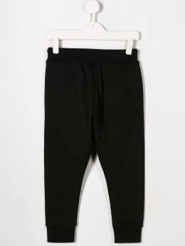 Dsquared2 Kids - printed logo casual trousers 50KD66G5955093030000