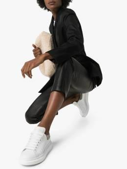 Alexander McQueen - oversized low-top sneakers 336WHWKU959566050000