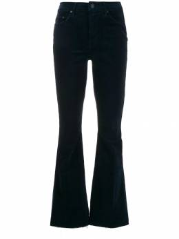 Mother - flared corduroy jeans 56989553638500000000