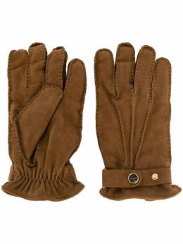 Lardini - Logo plaque gloves ERGENIL5330606695963
