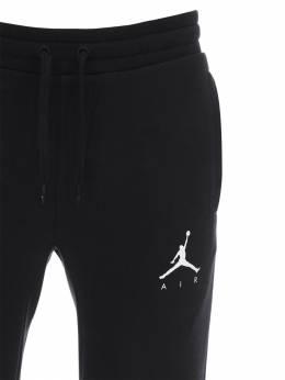"""Спортивные Брюки """"air Jordan"""" Из Хлопка Nike 70IVSY007-MDEw0"""
