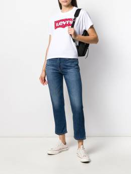 Levi's - 501 cropped jeans 66955503660000000000