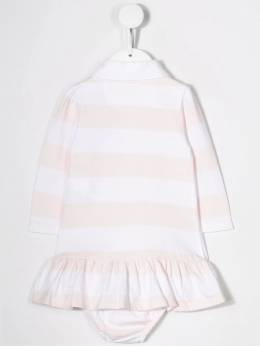 Ralph Lauren Kids - stripe print dress 35839066095535805000