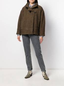 Isabel Marant Étoile - Fagan oversized-fit jacket 55699A699E9559606900