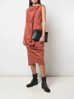 Rick Owens - Ellipse midi dress 9F5550JA953996060000