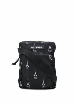 Balenciaga - Explorer crossbody messenger bag 6599ELF5950308950000