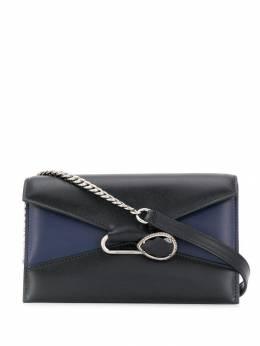 Alexander McQueen - crystal colour block bag 9559CW9I955699960000