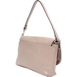 Coach Light Pink Leather Shoulder Bag 219319