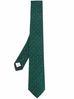 Tagliatore - галстук с принтом пейсли CPI69395935893000000