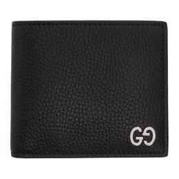 Gucci Black GG Gucci Signature Wallet 192451M16401701GB