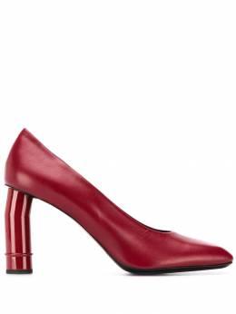 Nina Ricci туфли на скульптурном каблуке NR33021A10043312