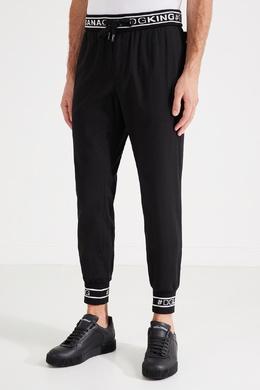 Широкие спортивные брюки Dolce&Gabbana 599146675