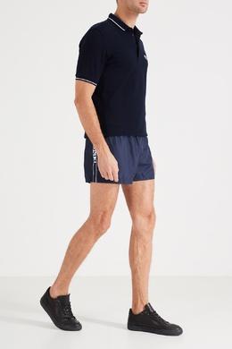 Синие короткие шорты Dolce&Gabbana 599146617