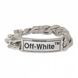 Off-White Silver Sweetheart Bracelet 192607F00700101GB