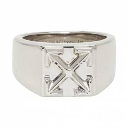 Off-White Silver Arrow Ring 192607F02400302GB